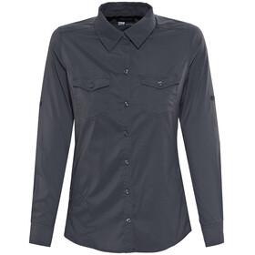 Marmot Annika Naiset Pitkähihainen paita , harmaa